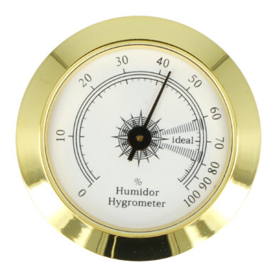 Vlhkoměr Angelo, 50mm zlatý(921430)