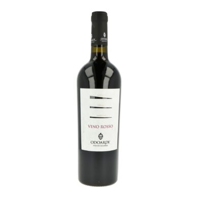 Víno Odoardi Vino Rosso DOC 0,75l 2015 13,5%, červené(6809637)