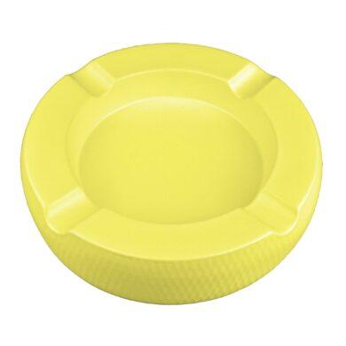 Doutníkový popelník keramický Passatore 4D, žlutý(523063)