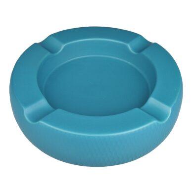Doutníkový popelník keramický Passatore 4D, modrý(523064)