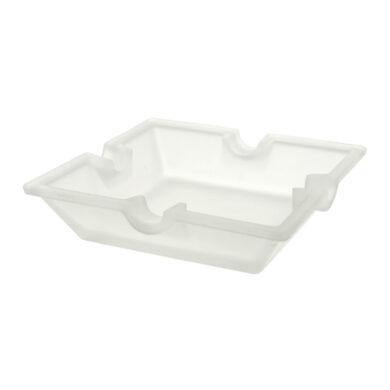Doutníkový popelník skleněný Frosted, 4D(11241)