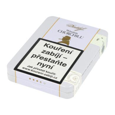 Doutníky Davidoff Winston Churchill Petit Panetela, 5ks(5289555)