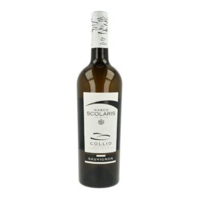 Víno Scolaris Collio Sauvignon 0,75l 2018 12,5%, bílé(6809820)