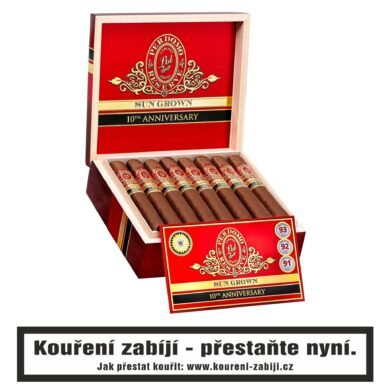 Doutníky Perdomo Reserve 10th Anniversary Robusto Sun Grown, 25ks  (UPB3111)