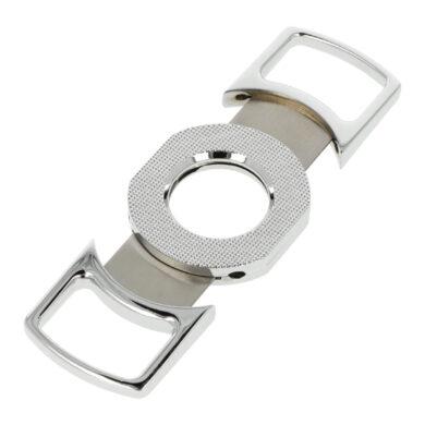 Doutníkový ořezávač Faro silver, 25mm(02032)