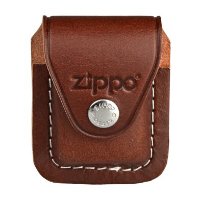 Kapsička Zippo na zapalovač, hnědá(17002)