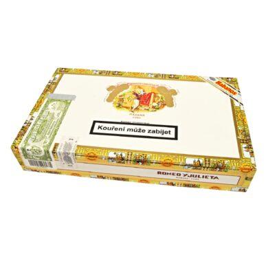 Doutníky Romeo y Julieta Coronitas en Cedro, 25ks(K 116)