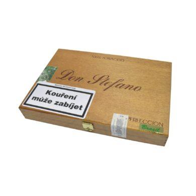 Doutníky Don Stefano Perfeccion Brazil, 10ks(7030100X)