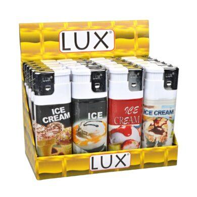 Zapalovač Lux Maxi Ice Cream(24248)