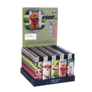 Zapalovač Prof Piezo Cute Dogs(803355)
