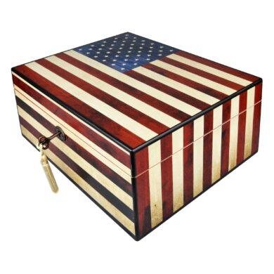 Humidor na doutníky USA 40D, stolní(920390)