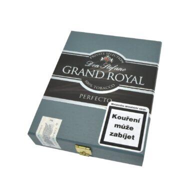 Doutníky Don Stefano Grand Royal Perfecto, 5ks(7060050)