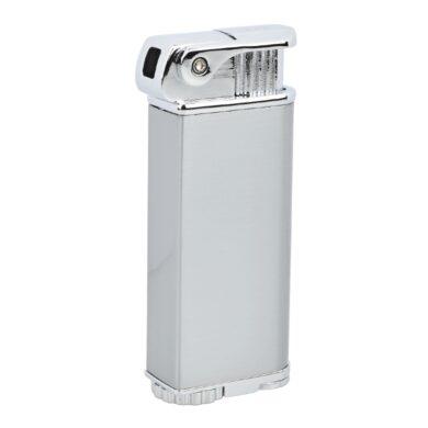 Dýmkový zapalovač Eurojet Smart, stříbrný(257111)