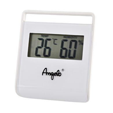 Vlhkoměr Angelo, 7,5x6,5x1cm, digitální(921390)