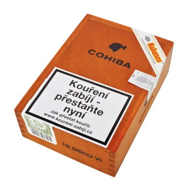 Doutníky Cohiba Siglo VI, 10ks(K 225)