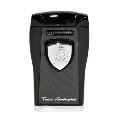 Tryskový zapalovač Lamborghini Argo, černý(910510)