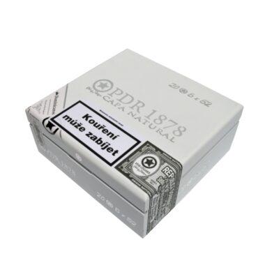Doutníky PDR Robusto 5*52 1878 Capa Natural, 20ks(7416020)