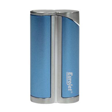 Tryskový zapalovač Eurojet Yorki, modrý(251270)