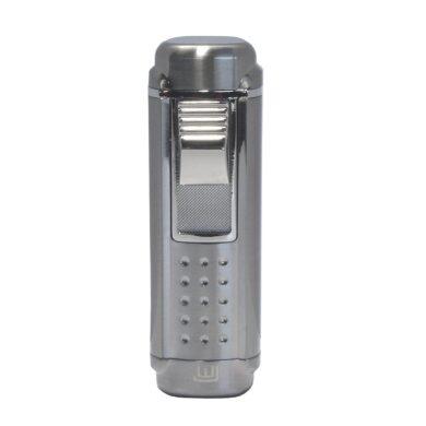 Doutníkový zapalovač Winjet Zug, stříbrný(221100)