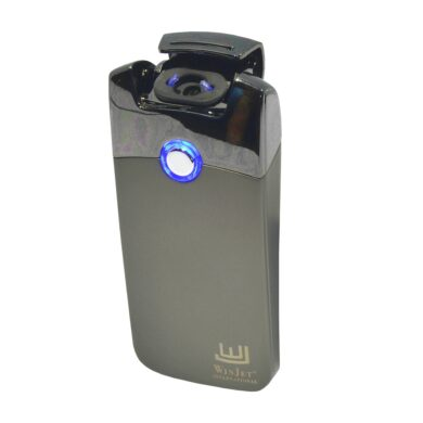 USB Zapalovač Winjet Arc, el. oblouk, šedý(221002)