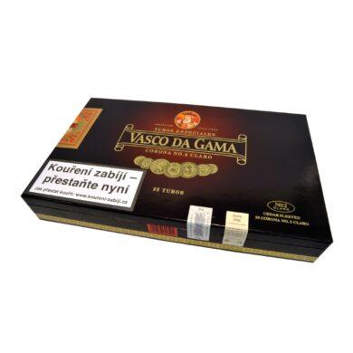 Doutníky Vasco da Gama Tubos Especiales, 25ks(100203009)