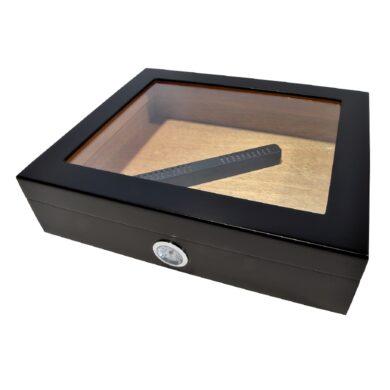 Humidor na doutníky Černý 20D, stolní(561076)
