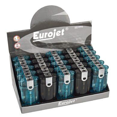 Zapalovač Eurojet Duoflame, 25ks(260012)