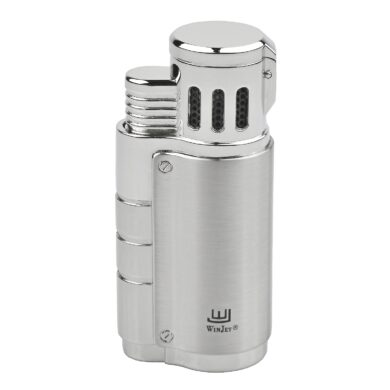 Doutníkový zapalovač Winjet Escape, stříbrný(221550)