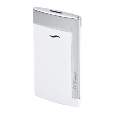 Zapalovač S.T. Dupont Slim, bílý(890062)