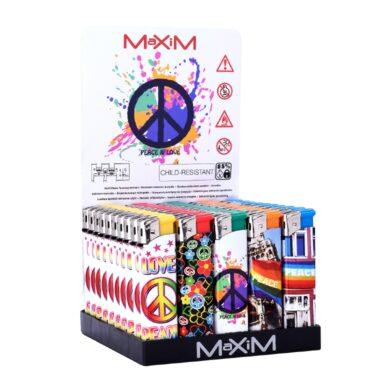 Zapalovač Maxim Zen Peace(804459)