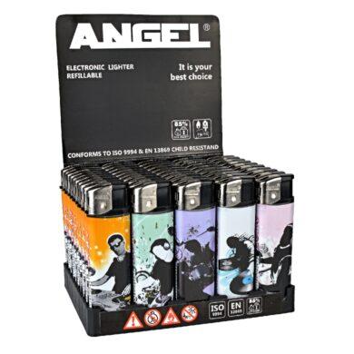 Zapalovač Angel Piezo Dance(204198)