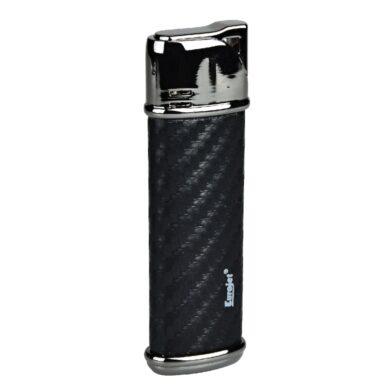 Tryskový zapalovač Eurojet Formula, černý(250038)
