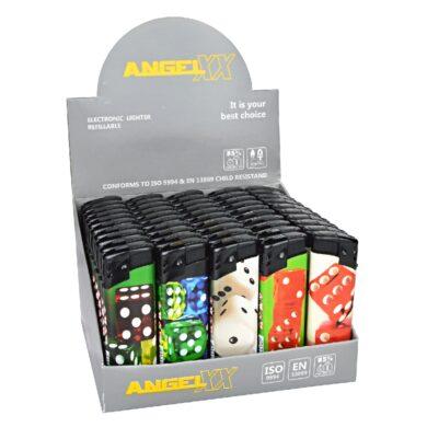 Zapalovač Angel Piezo Cubes(204211)