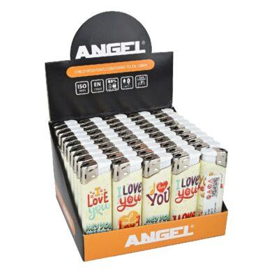 Zapalovač Angel Piezo ILY(204243)