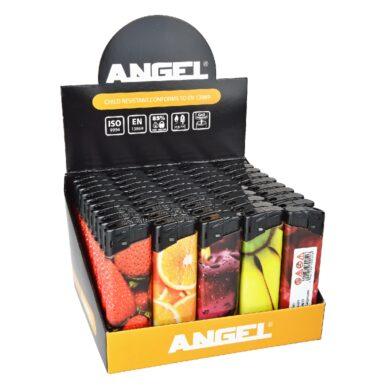 Zapalovač Angel Piezo Fruits(204241)