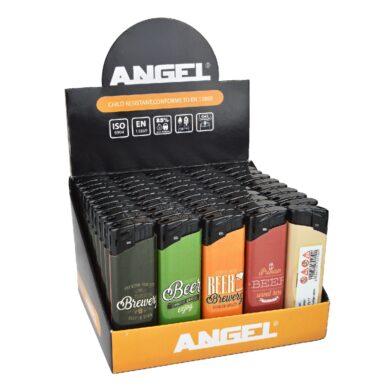Zapalovač Angel Piezo Beer(204238)