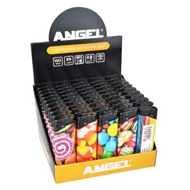 Zapalovač Angel Piezo Sweets(204245)