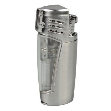 Doutníkový zapalovač Winjet Locarno stříbrný(221617)
