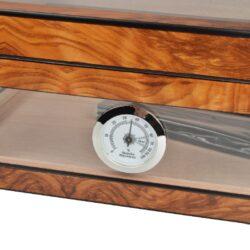 Humidor na doutníky Angelo prosklený 40D, stolní(920004)