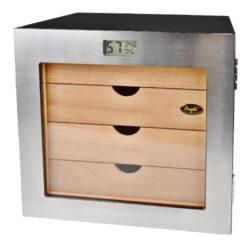 Humidor na doutníky Angelo Cabinett digi 40D, 25x24x21cm(920035)