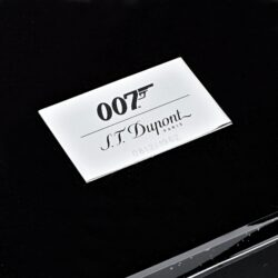 Zapalovač S.T. Dupont Ligne 2 James Bond 007 Palladium, LE 1962  (261669)