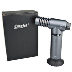 Stolní zapalovač Eurojet Table Jet šedý(270014)