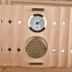 Humidor na doutníky prosklený SET 25D, stolní(29108)