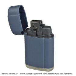 Tryskový zapalovač FARO Blue Flame Rubber(31003)