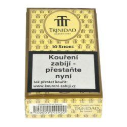Doutníky Trinidad Short, 10ks(K 255)