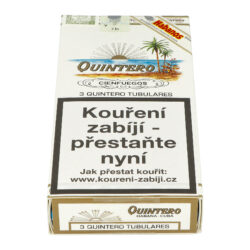 Doutníky Quintero Tubulares A/T, 3ks(K 256)