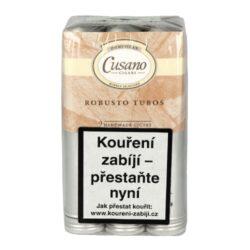 Doutníky Bundle Selection by Cusano Tubos Robusto, 9ks(6931555)