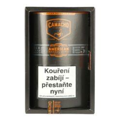 Doutníky Camacho American Barrel Aged Assortment, 3ks(6962555)