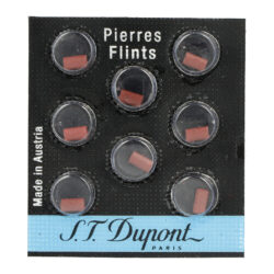 Kamínky do zapalovače S.T. DuPont Red(011105)