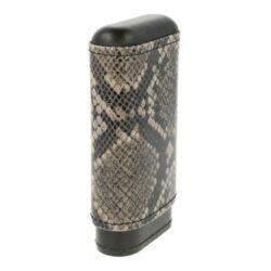 Pouzdro na 3 doutníky Snake, robusto, 140mm(93005)